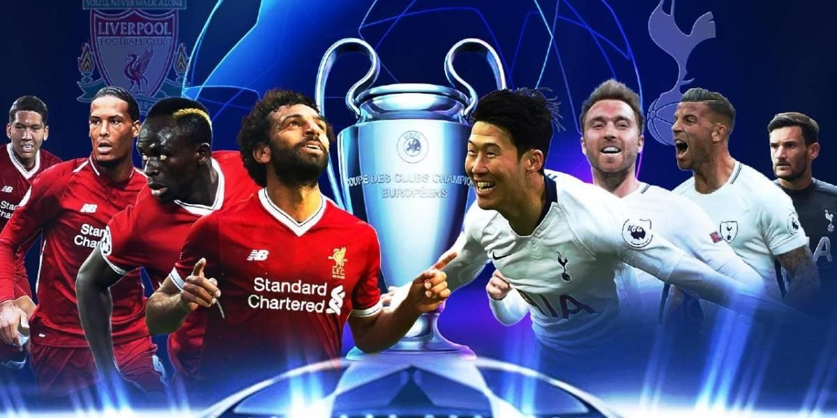 """Por la """"orejona"""": Liverpool vs. Tottenham"""