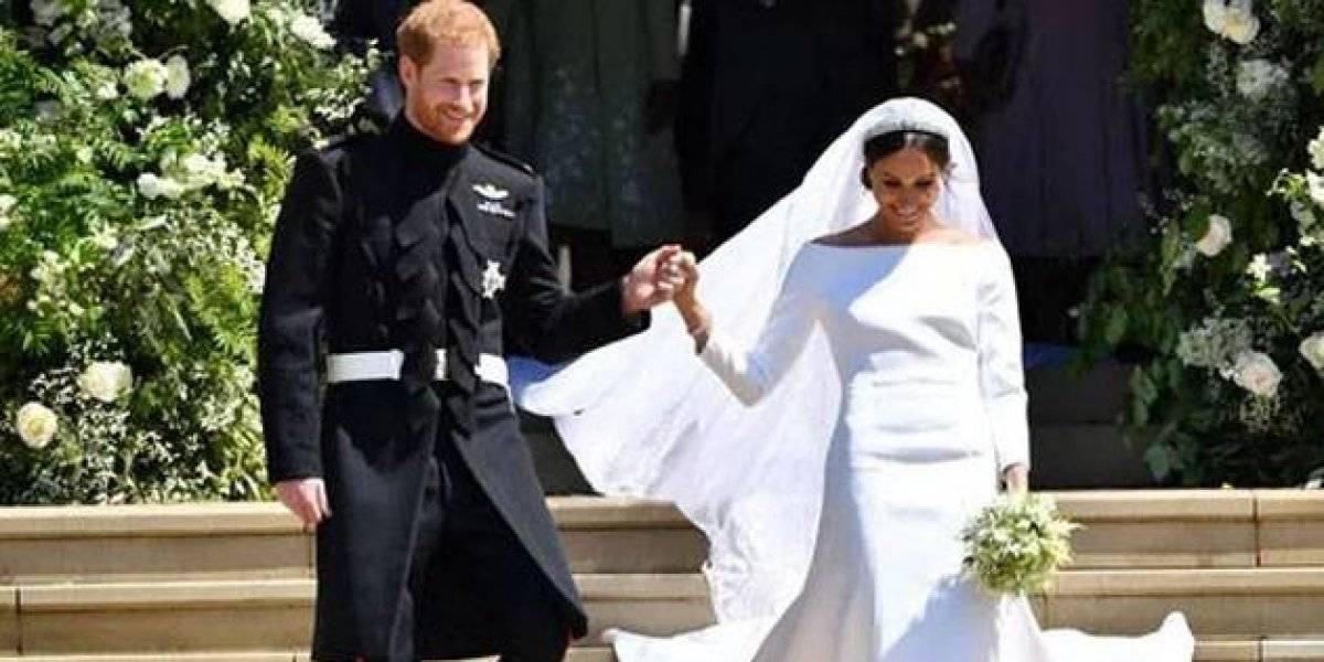 La divertida manera en la que la reina Isabel aprobó la unión de Meghan y Harry