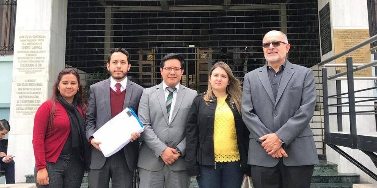 Mirador Electoral pide amparo para garantizar elecciones
