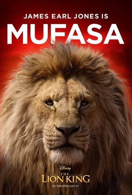 Mufasa Rei Leão