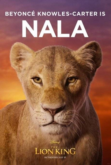 Nala Rei Leão