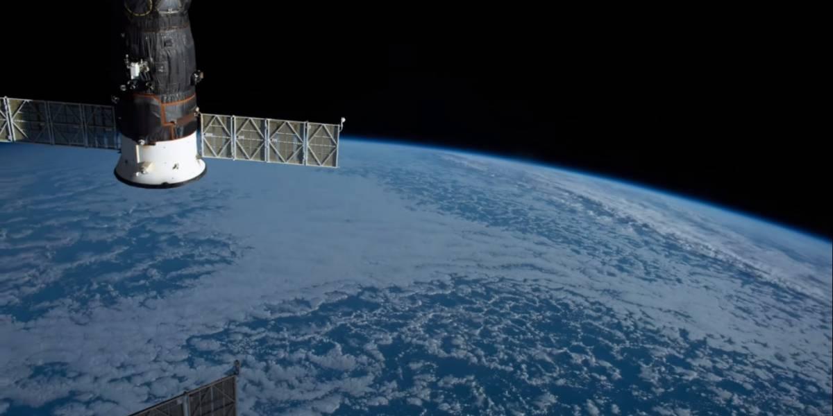 Vídeo impressionante! NASA divulga material que mostra a Terra desde a Estação Espacial Internacional