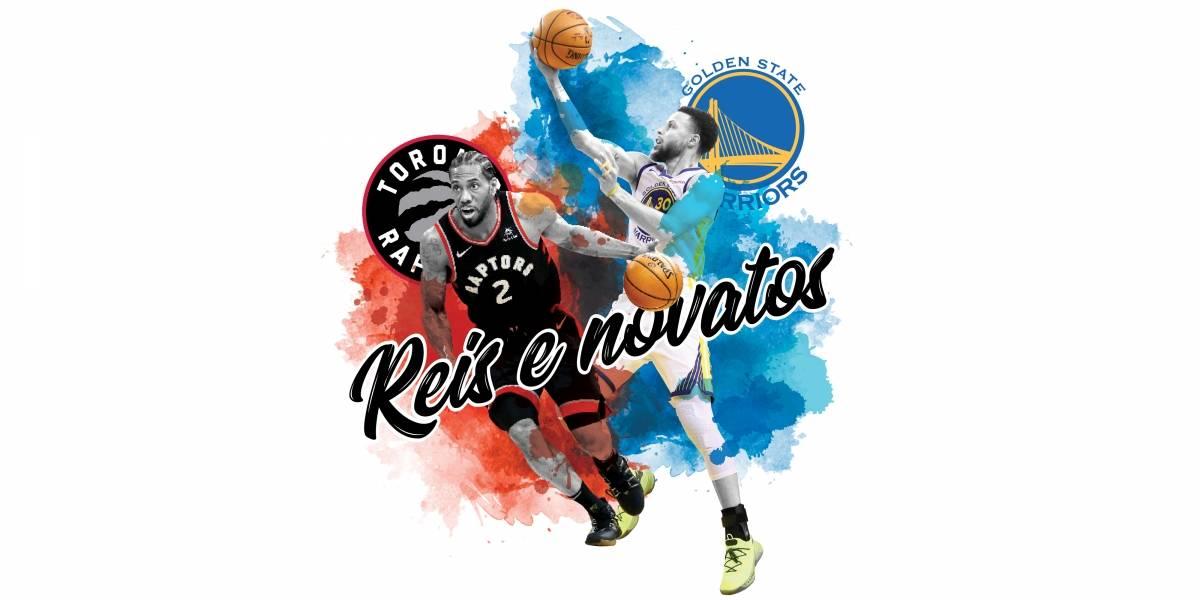 Finais da NBA entre Golden State Warriors e Toronto Raptors terão transmissão da Band; veja dias e horários