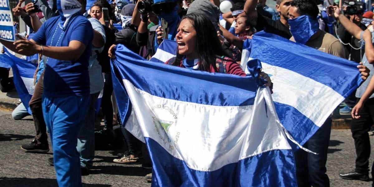 Gobierno de Nicaragua saca de prisión a otros medio centenar de opositores