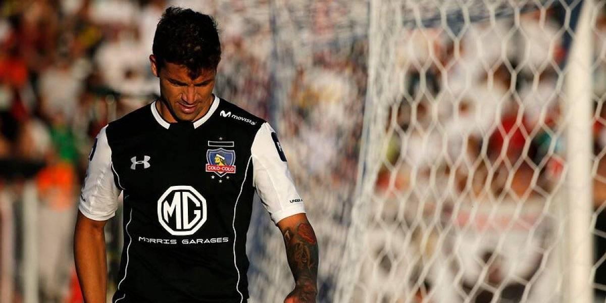 El pobre rendimiento en Colo Colo le pasó la cuenta a Gabriel Costa que no está en la nómina de Perú en Copa América