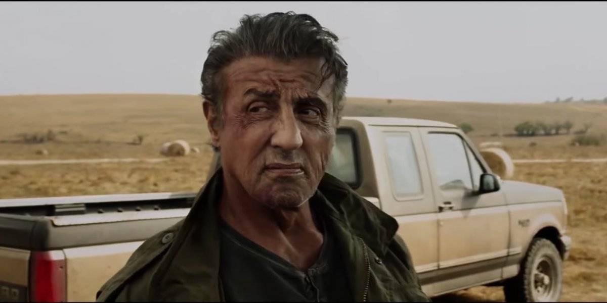"""Los detalles del tráiler de Rambo V """"Última Sangre"""""""