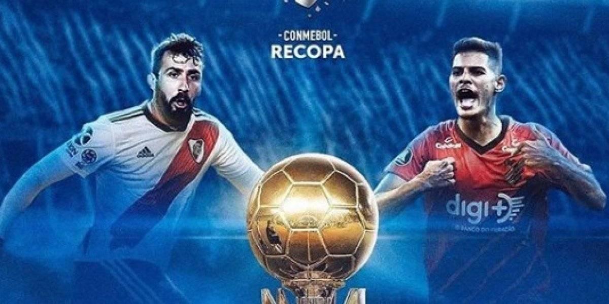 Recopa Sul-Americana 2019: como assistir ao vivo online à final River Plate x Athletico Paranaense