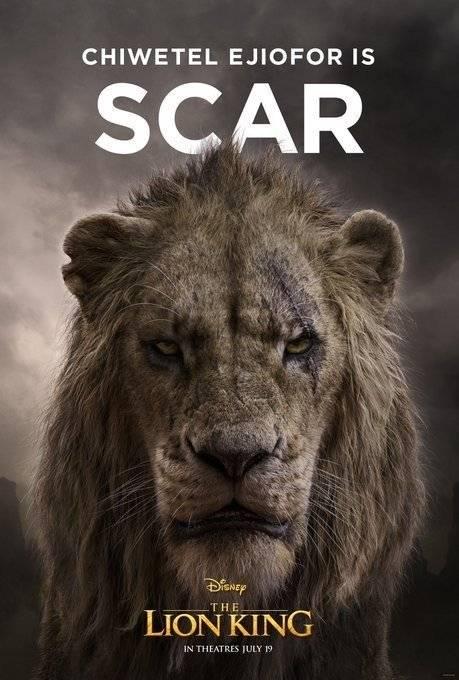 Scar Rei Leão