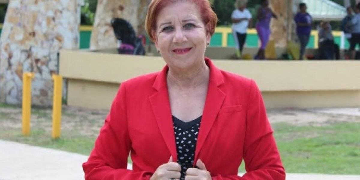 Aislada la alcaldesa de Loíza por contacto con positivo de COVID-19
