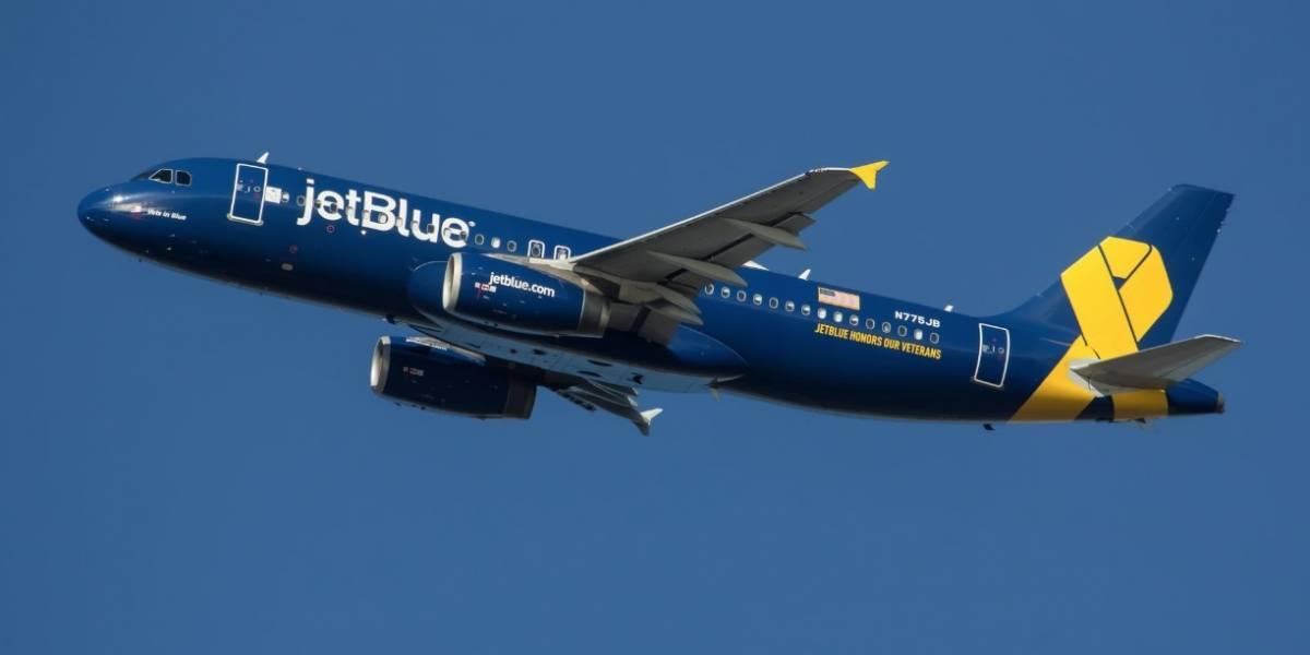 JetBlue busca empleados en Puerto Rico