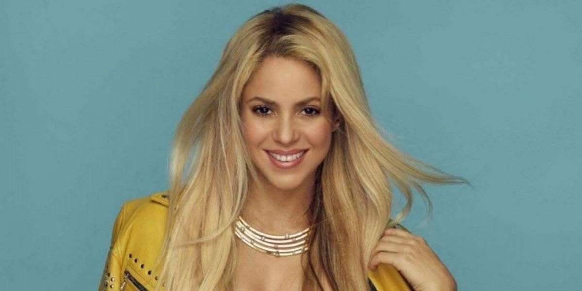 Filtran foto de Shakira y sus fanáticos se preocupan