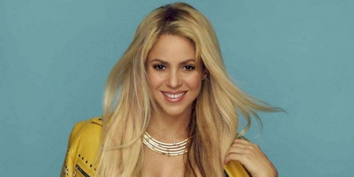 Destrozan a Shakira por su descuidado look y fachas en visita a Canciller colombiano
