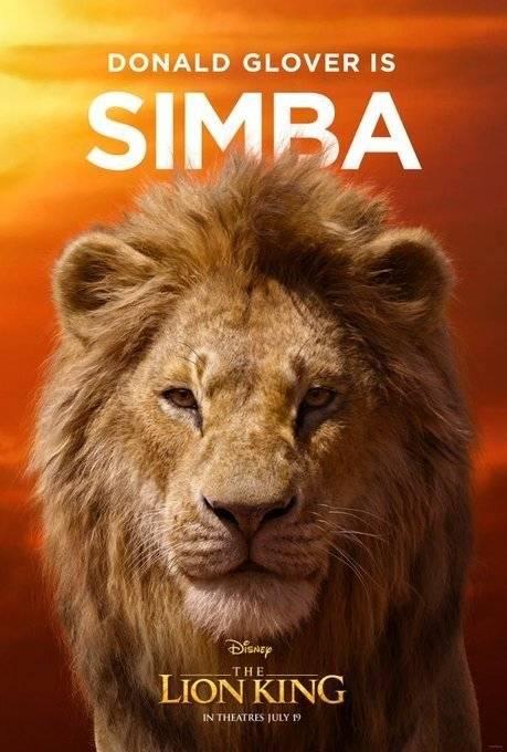 Simba Rei Leão