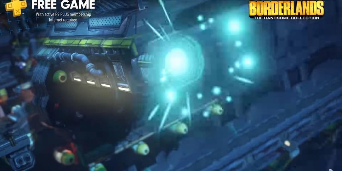 'Borderlands: The Handsome Collection' e 'Sonic Mania' são os jogos grátis do PS Plus de junho