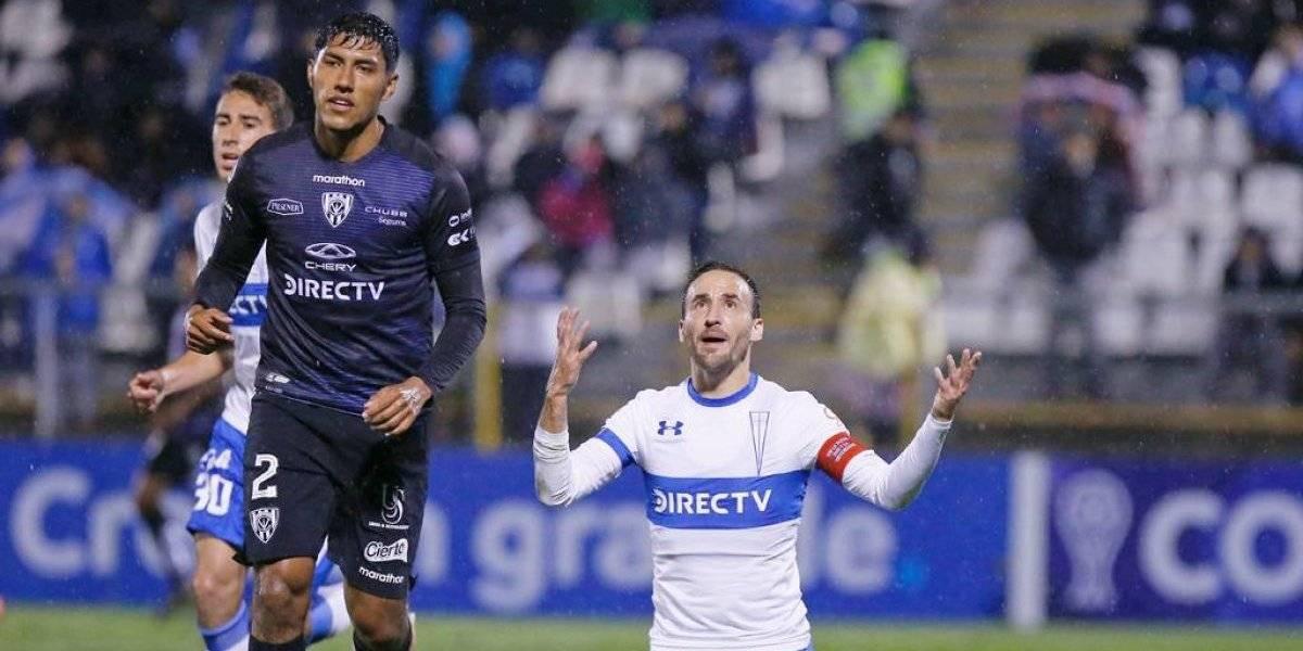 El milagro católico estuvo muy lejos y la UC quedó fuera de la Copa Sudamericana