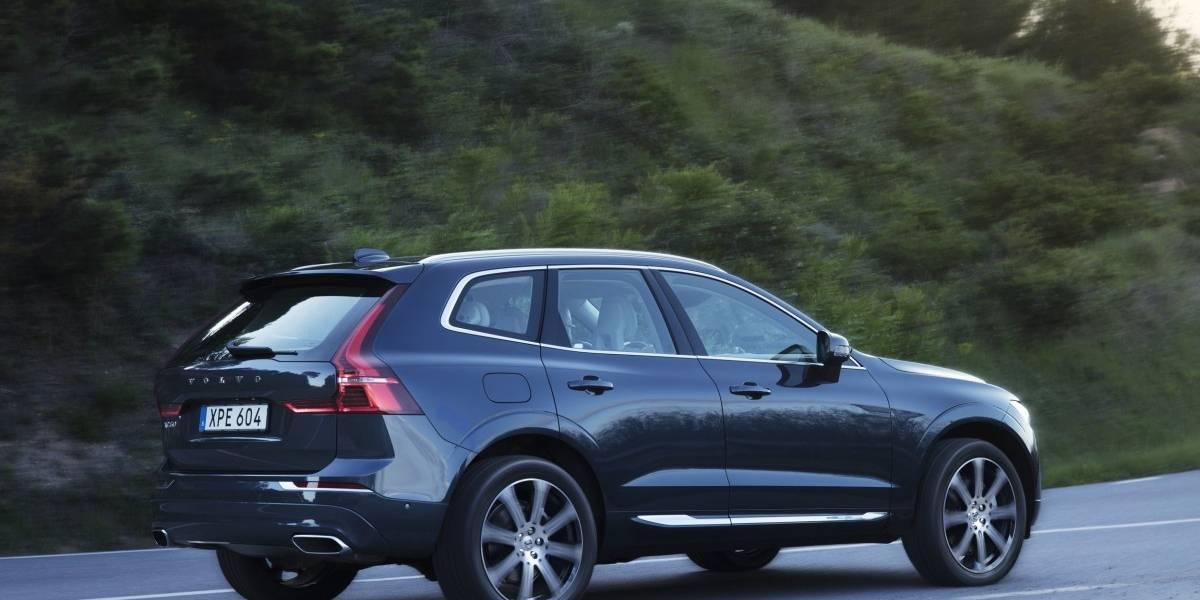 Volvo Cars vuelve a sumar un premio con su XC60