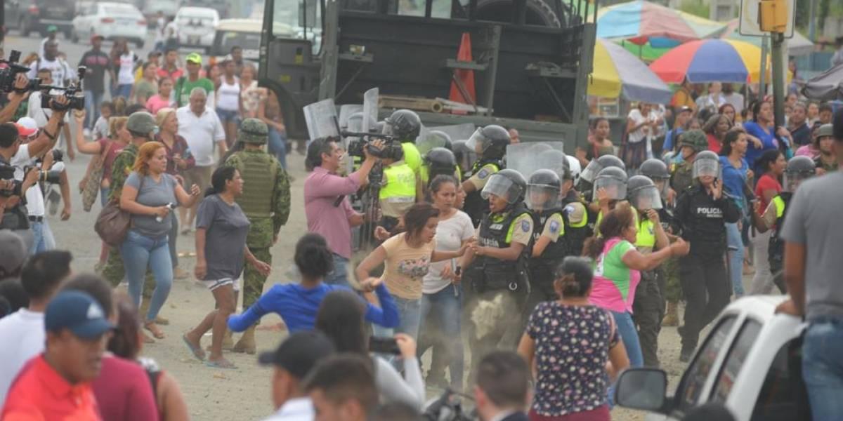 Autoridades se pronuncian sobre los actos violentos en la Penitenciaria del Litoral