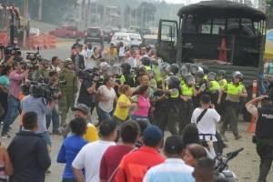 Seis fallecidos por amotinamiento en la Penitenciaría de Guayaquil