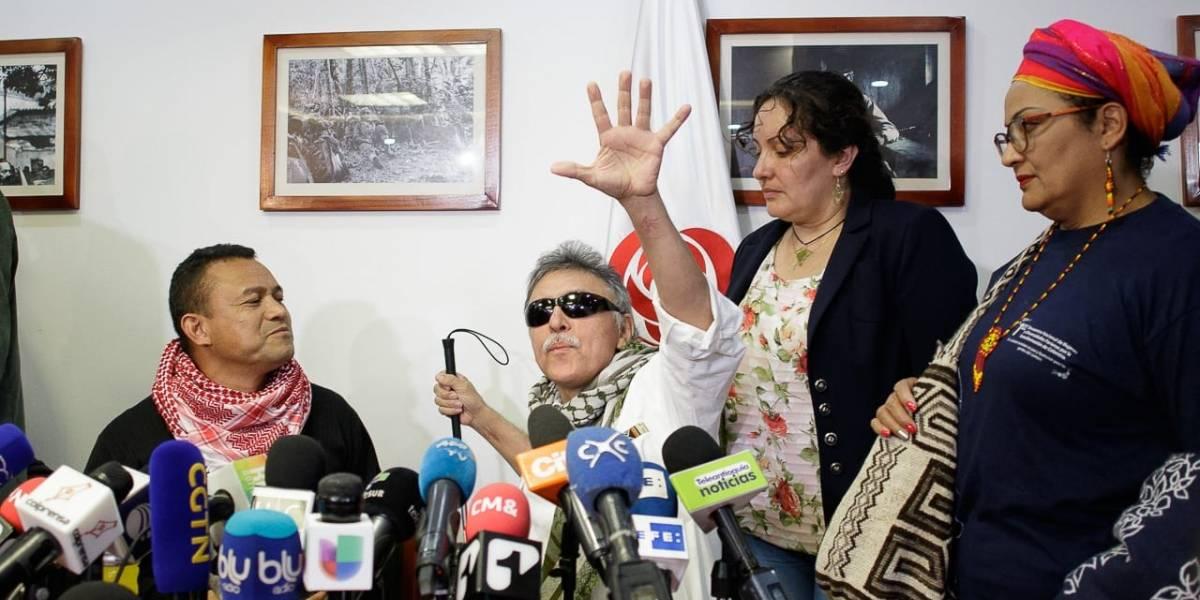 Pastrana: Jesús Santrich e Iván Márquez habrían huido a Cuba en avión de Maduro