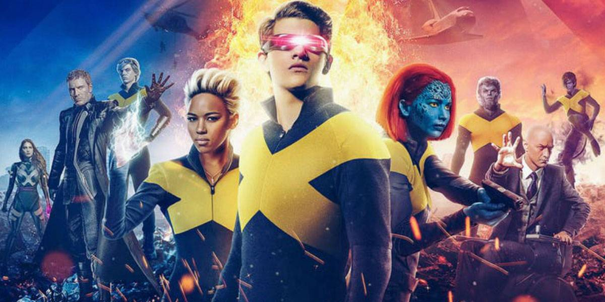X-Men: Dark Phoenix regrabó su final porque Marvel le copió