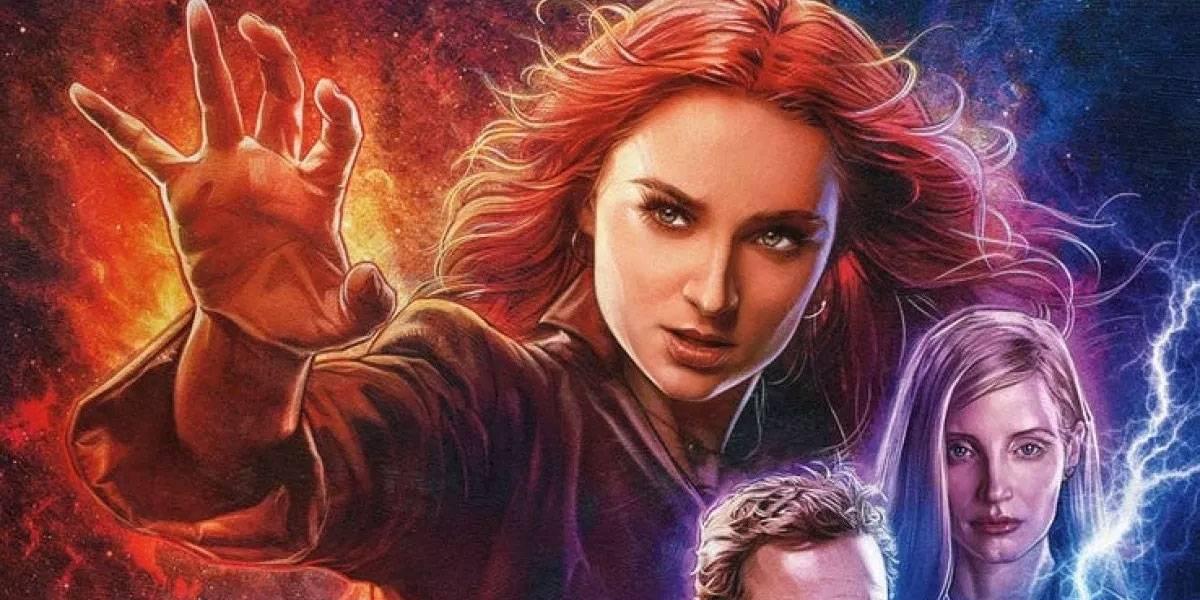 X-Men: Dark Phoenix regrabó su final porque Marvel le copió