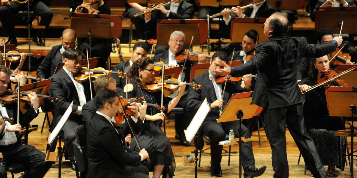 Orquestra toca todas as sinfonias de Beethoven