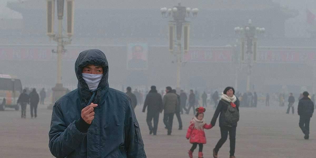 El embarazo se puede ver afectado gracias a la contaminación en el aire