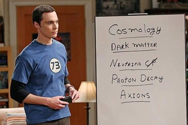 ¡Si era un genio! : Sheldon Cooper descubrió una nueva propiedad de los números primos