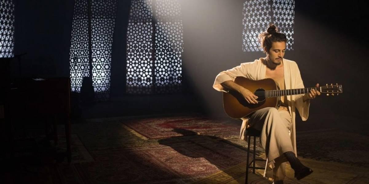 Com gravação de 'Acústico MTV', Tiago Iorc ganha tratamento de popstar