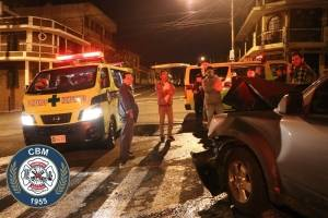 accidente de tránsito en zona 12