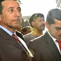 Policía estaría buscando al ex ministro Vinicio Alvarado