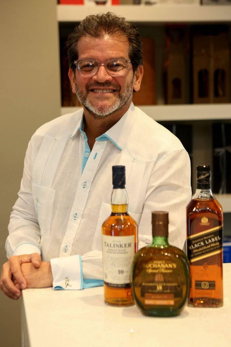 Savage destacó como jurado de la undécima edición de la competencia de coctelería World Class Puerto Rico.