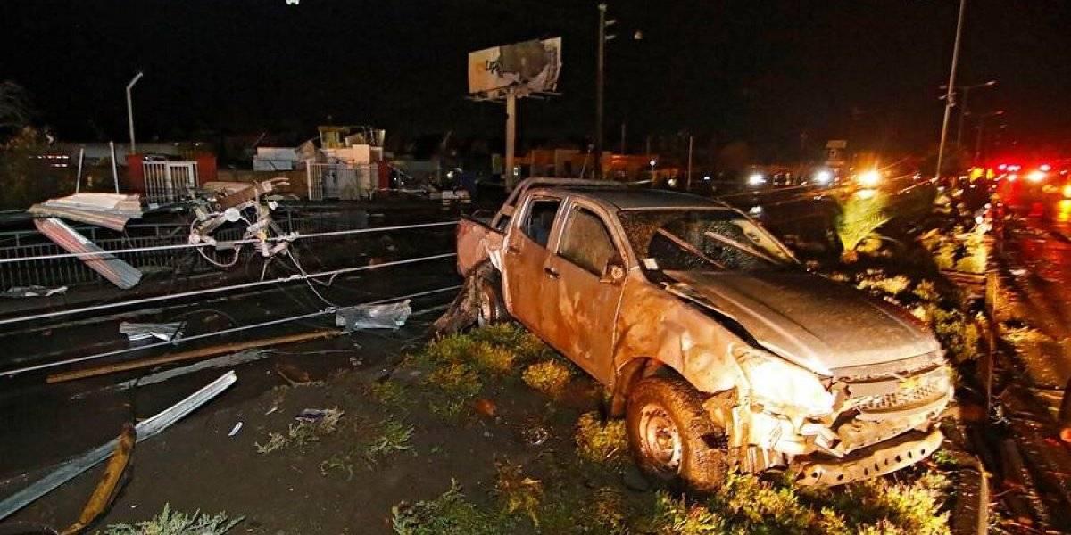 No sólo lo sufrió Los Ángeles: así fue el aterrador tornado que provocó caos y destrucción en Concepción en 1934