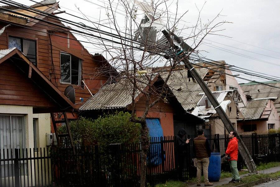 Tornado Los Angeles