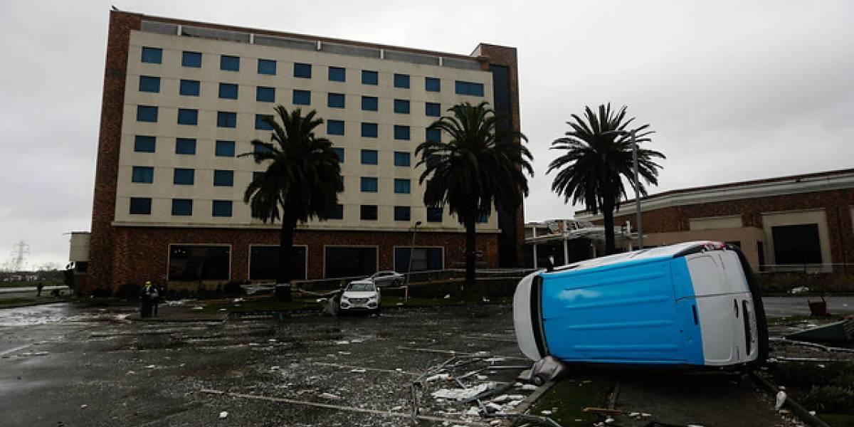 Poco importa Chile: medios internacionales aún no reaccionan a inusuales fenómenos meteorológicos en el sur del país