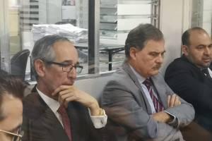 Álvaro Colom y Alberto Fuentes Knight podrán salir del país