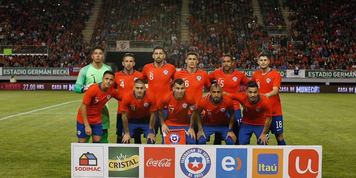 Valdés con el 10, Arias el 1 y Opazo será el 21: Chile tiene números confirmados para Copa América