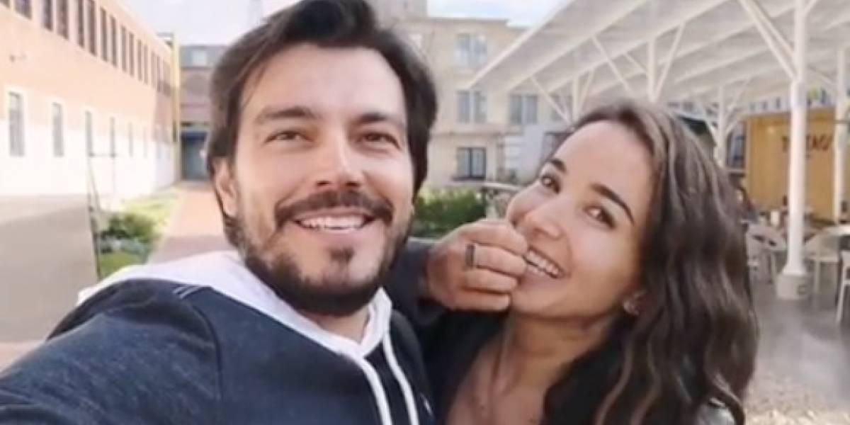 ¿Romance? Esta es la razón por la que Luciano D'Alessandro y Majida Issa pasan tanto tiempo juntos