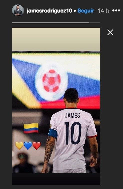 Reacciones de jugadores por convocatoria para Copa América Brasil 2019
