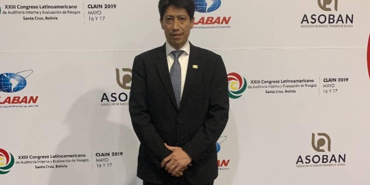 Auditor Interno de Produbanco es Presidente del Comité Latinoamericano de Auditoría y Evaluación de Riesgos (CLAIN)
