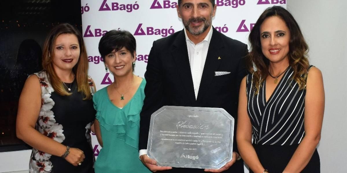 Sebastián Joffre, Gerente General de Laboratorios Bagó, cumplió 25 años de trayectoria en el Grupo