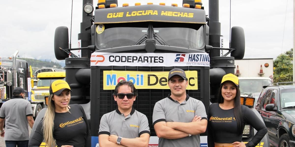 Continental Tire Andina estuvo presente en la Copa Cabezales 2019
