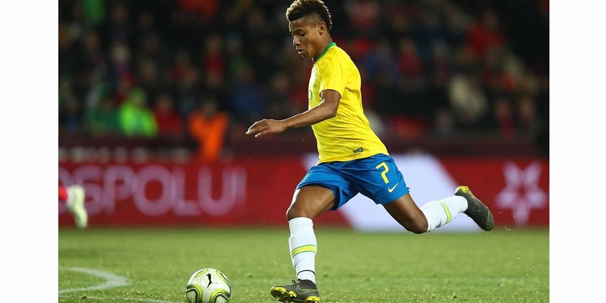 CBF divulga numeração de jogadores para a Copa América; David Neres é o camisa 7