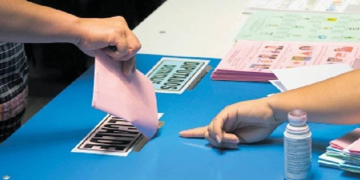 ¿Quiénes encabezan la intención de voto?