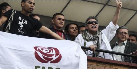 Farc pide disculpas al embajador de España por símbolo de ETA