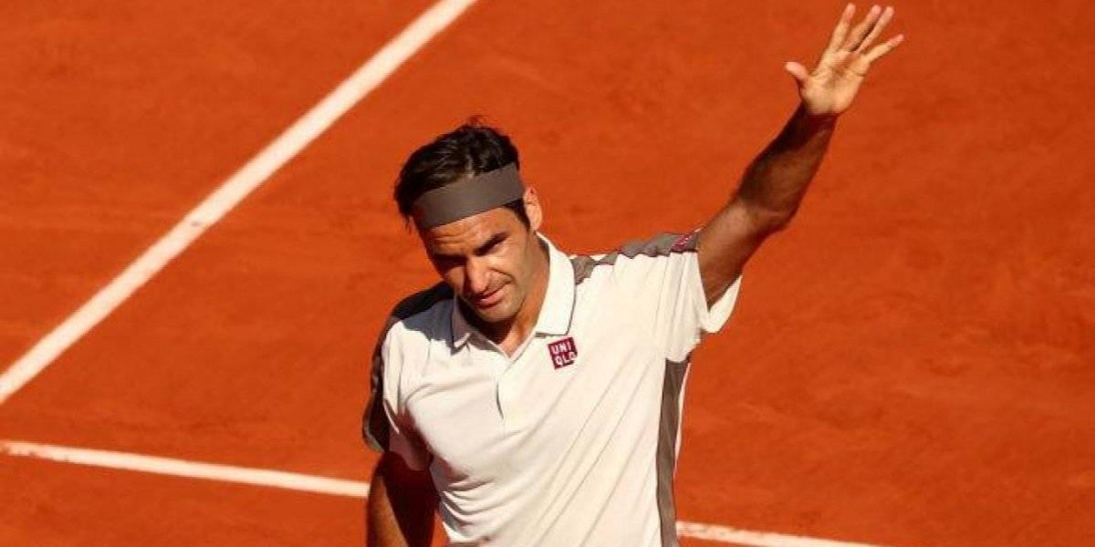 Nadal y Federer avanzan a paso firme y podrían enfrentarse en semifinales de Roland Garros