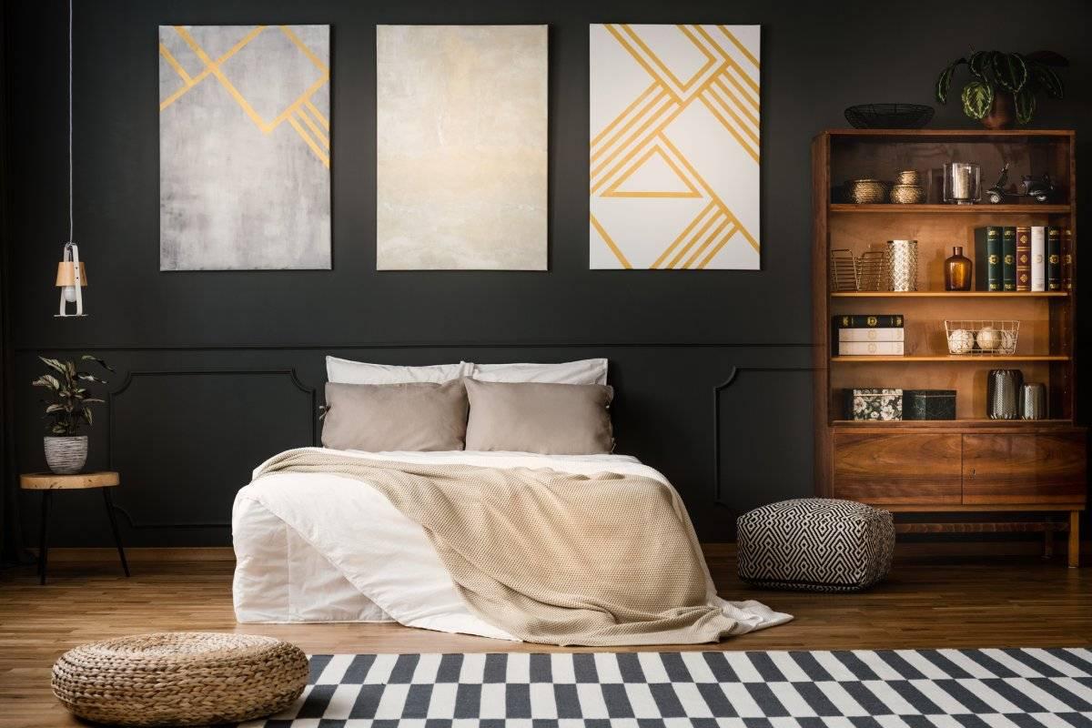 Pintar paredes decoración
