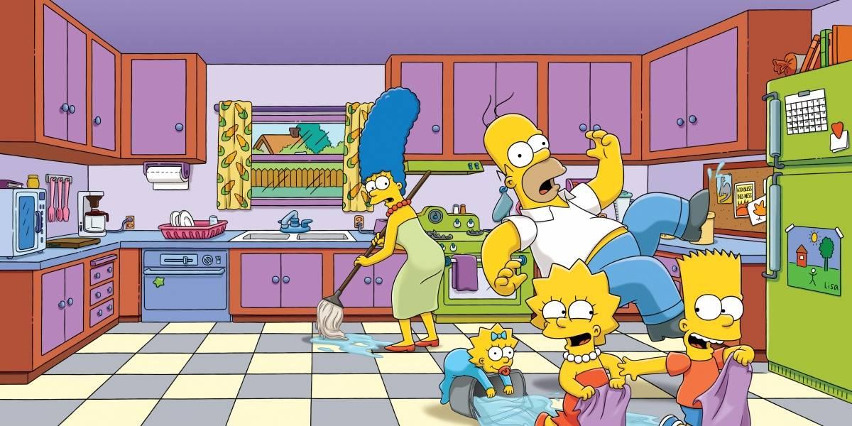 """Los misterios detrás de las predicciones en """"Los Simpson"""""""