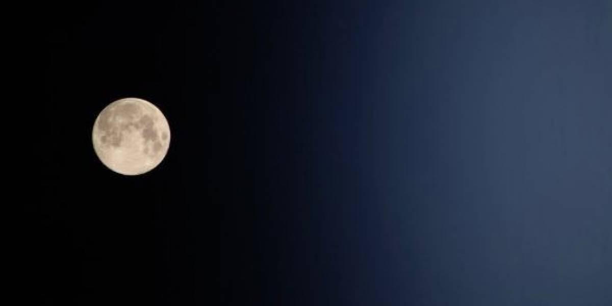 Visão especial: Astronauta da NASA registra fotos da Lua desde o espaço