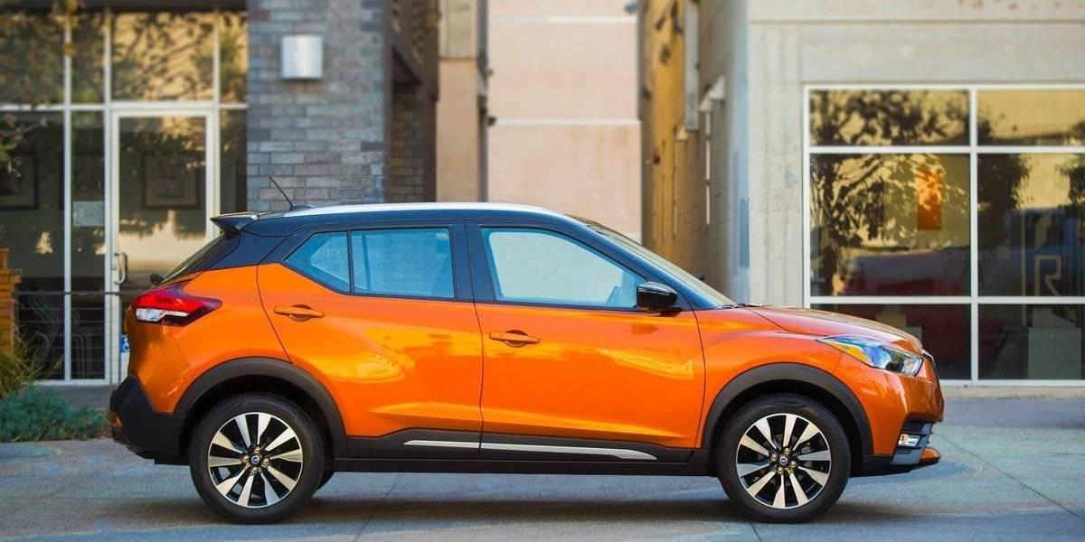 Nissan recibe otro premio más por su Kicks en Estados Unidos